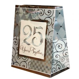 Anniversary Gift Promotional Bags