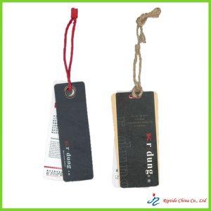 fashion garment tag