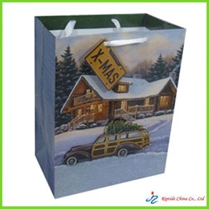 Christmas Promotion Bag