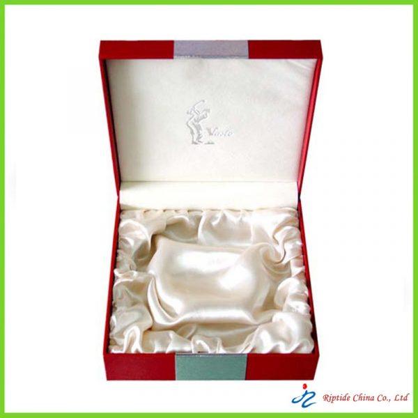 Rigid paper cosmetic box