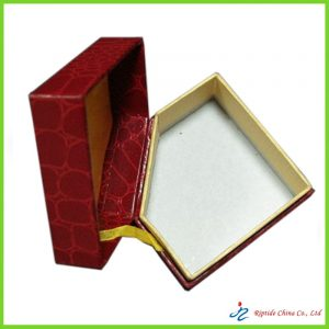 handmade rigid paper box