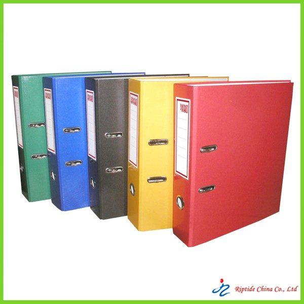 paperboard clip folder