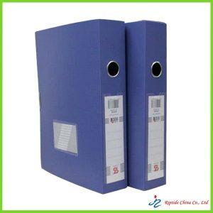 Cardboard clip folder