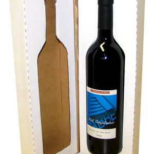 Bottle Gift Packaging Box