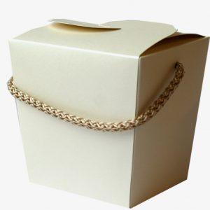Ivory Wedding Gift Box