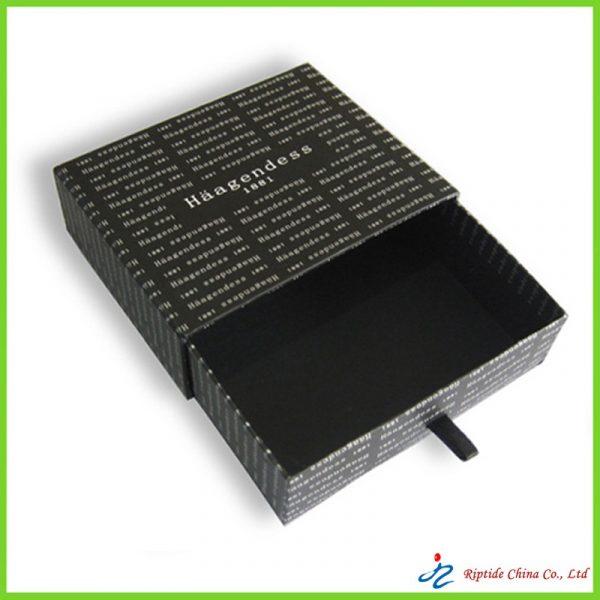 rigid cardboard sleeve box