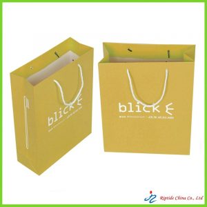 cheap paper shopping bag