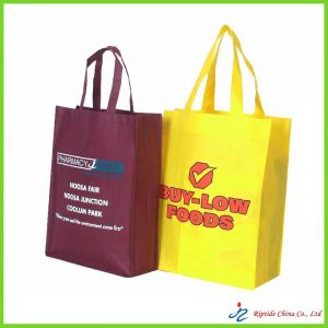 recycled non woven wine bags