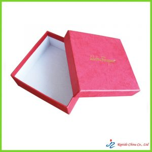 decorative rigid paper box