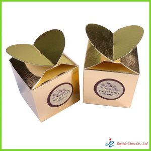 golden paper gift Boxes