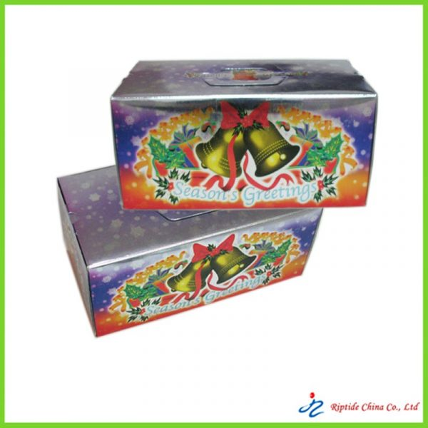 Christmas Paperboard Gift Box