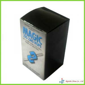 paper packaging boxes for magics