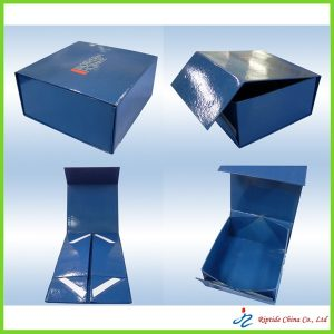 foldable cardboard box