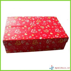 nice cardboard gift box for cosmetics and gifts