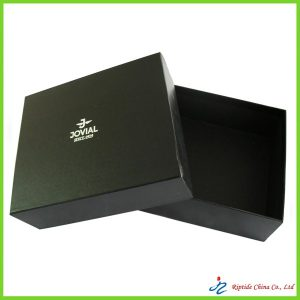 cardboard gift box for gifts and cosmetic