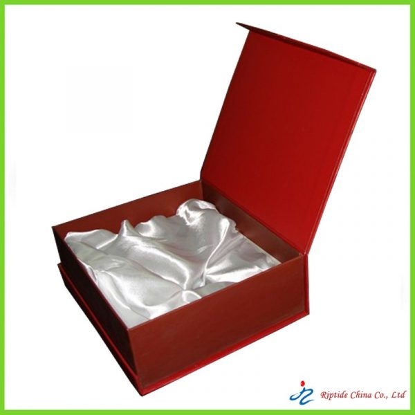 leatherette gift box