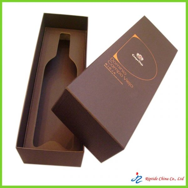 Deluxe Wine packing Box