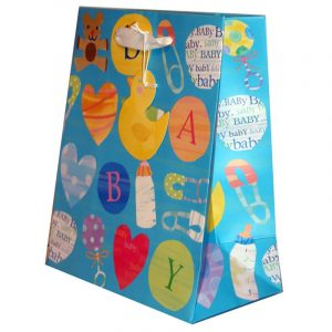 BABY Gift packaging paper Bags