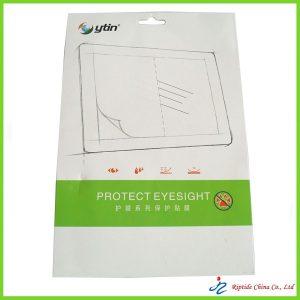 Ipad screen protector packagings