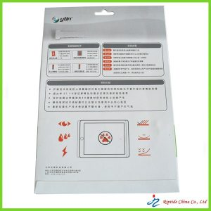 Ipad screen protecttion film boxes