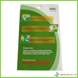 camera screen guard film packagings
