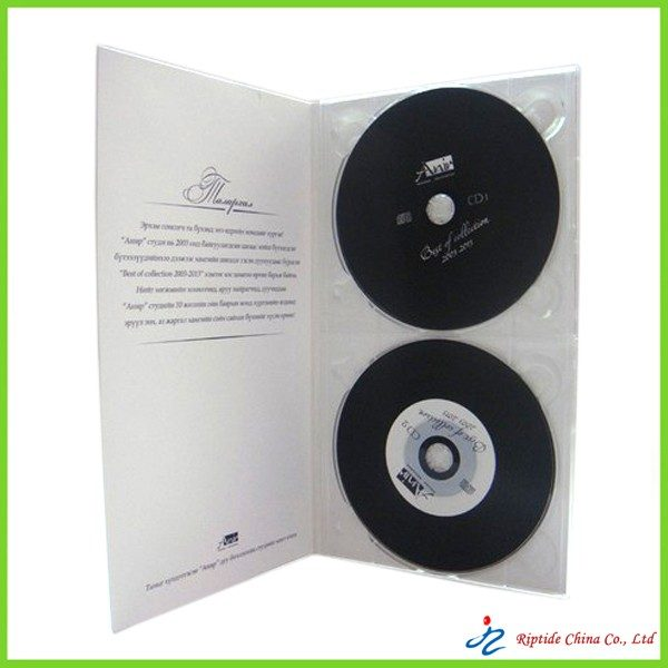 cardboard DVD/CD boxes